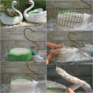 diy-swan-planter
