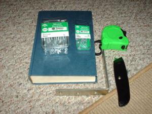 Невидим рафт за книги (Снимка 1)