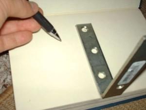 Невидим рафт за книги (Снимка 3) (www.superhandy.org)
