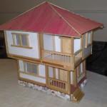Къщичка от подръчни материали (www.superhandy.org)