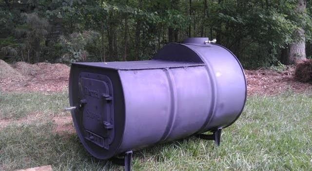 Drum-Cooktop-Stove